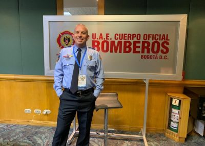 Bogota Colombia use of Drones in Hazardous Materials Response Operations