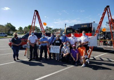 Home Depot donating grills to SMFR